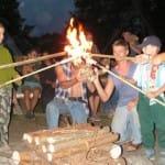 Indiáni na Pávku