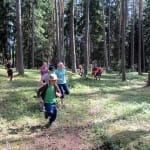Letní dětský tábor Bílá skála