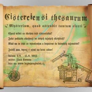 Cisterciácký poklad 2015