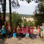 Lesní příměstský tábor