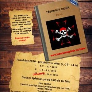 Piráti – příměstský tábor