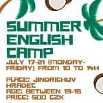 Summer English Camp