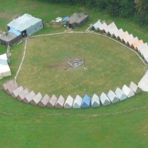 Letní tábor Venango - hra na motivy pevnosti Boyard