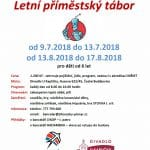 Jihočeská krajská organizace Pionýra - příměstský tábor 9.-13.7.2018
