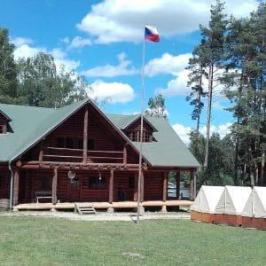 Tábor pro rodiče s dětmi - Z Pohádky do pohádky 2018