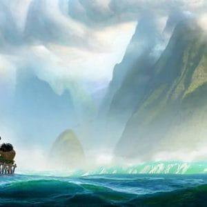 Legendy tichomořských ostrovů (holky)