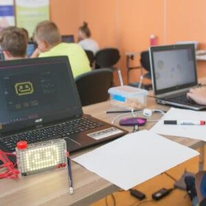 Příměstský (nejen) IT tábor 2